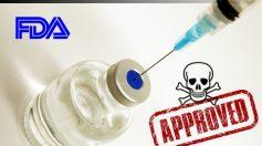 FDA approved drug addiction