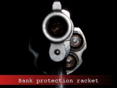 bank protection racket