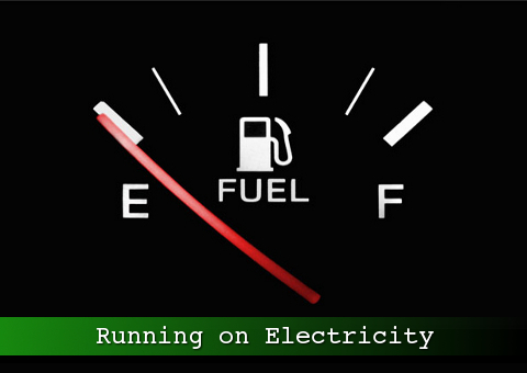 Running on Electricity