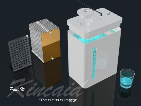 hydrogen from water fuel cell design
