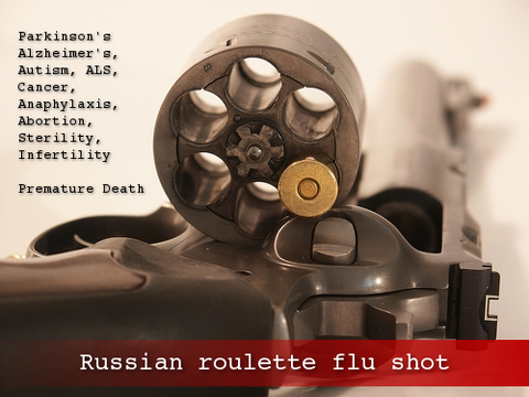 loaded flu shot