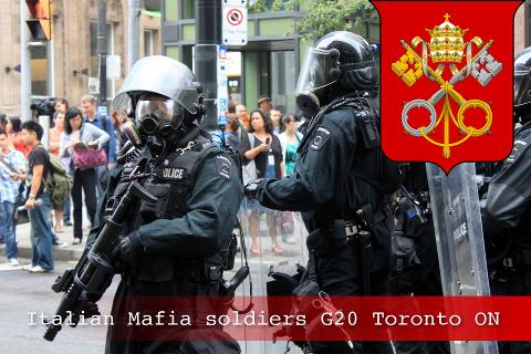 Italian mafia G20