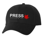 PRESS Core news cap