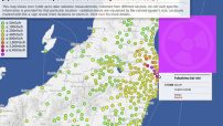 Fukushima lethal radiation