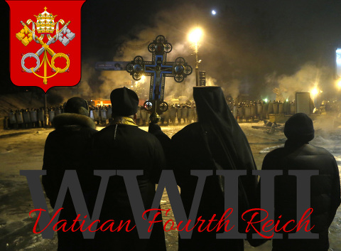 Vatican Fourth Reich crusade