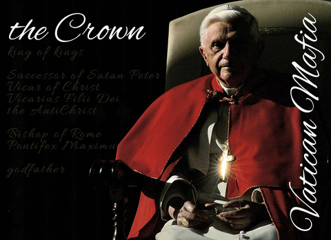 the Crown Vatican Mafia