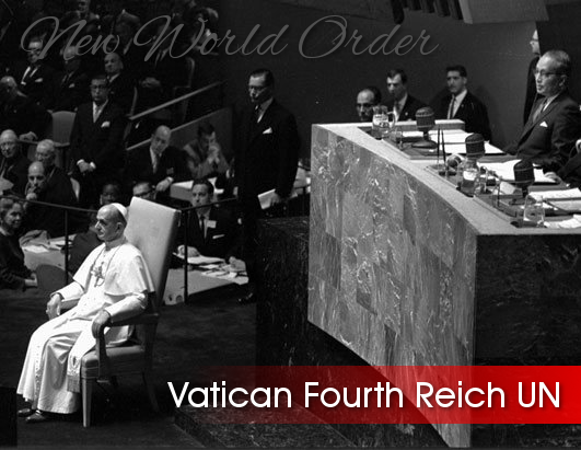 Vatican UN New World Order
