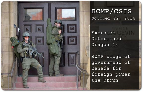 RCMP High Treason