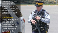RCMP treason