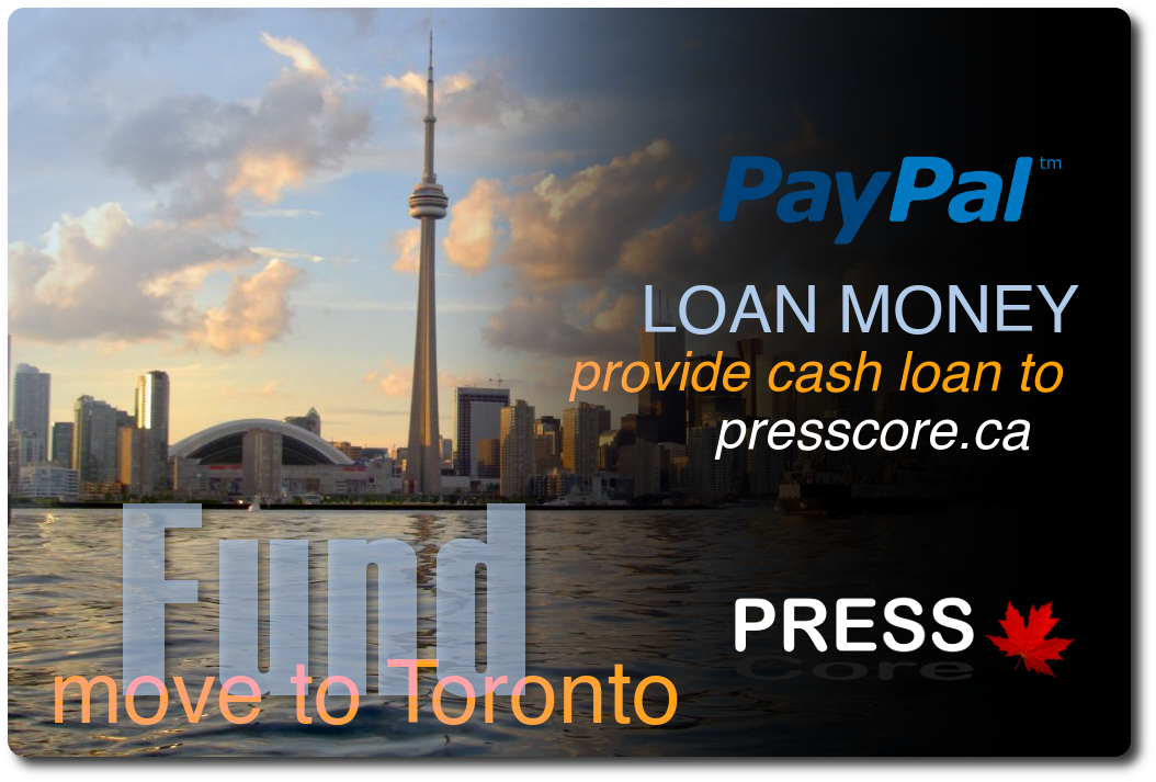 Loan PRESS Core money