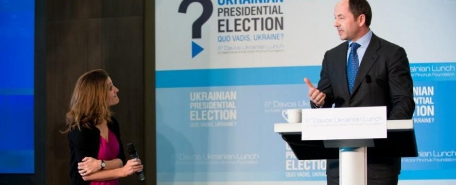 Ukrainian spy / agent hiding in plain sight