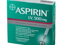 Asprin i.v. does what COVID vaccines can't